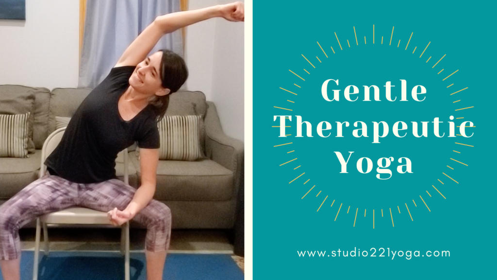 Gentle Therapeutic Yoga Studio 221 Floyd VA